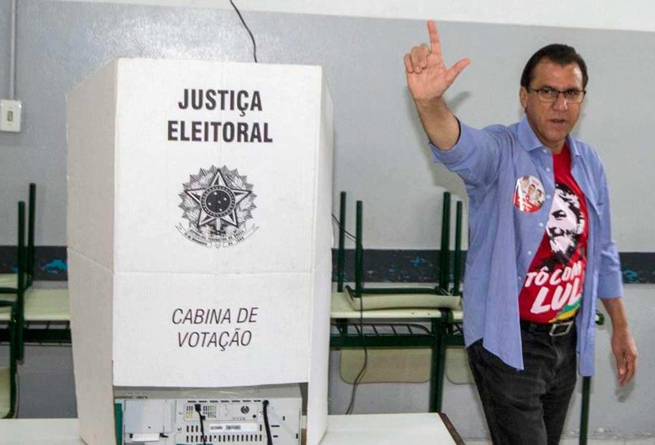 Luiz Marinho, PT, ex-prefeito de São Bernardo do Campo e ex-candidato a governador nas eleições de 2018