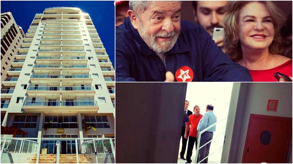 MP quer que a pena aplicada a Lula de 9 anos e meio seja ampliada