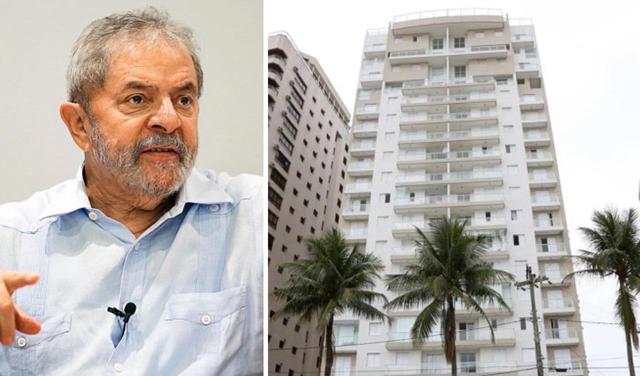 A unidade triplex do Condomínio Solaris, no Guarujá, atribuída pela Justiça ao ex-presidente Luiz Inácio Lula da Silva, foi arremata hoje (15) em leilão por R$ 2,2 milhões