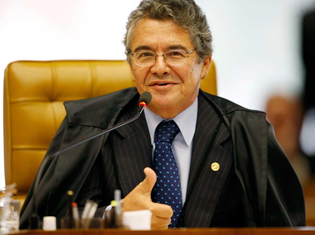Marco Aurélio Mello, STF
