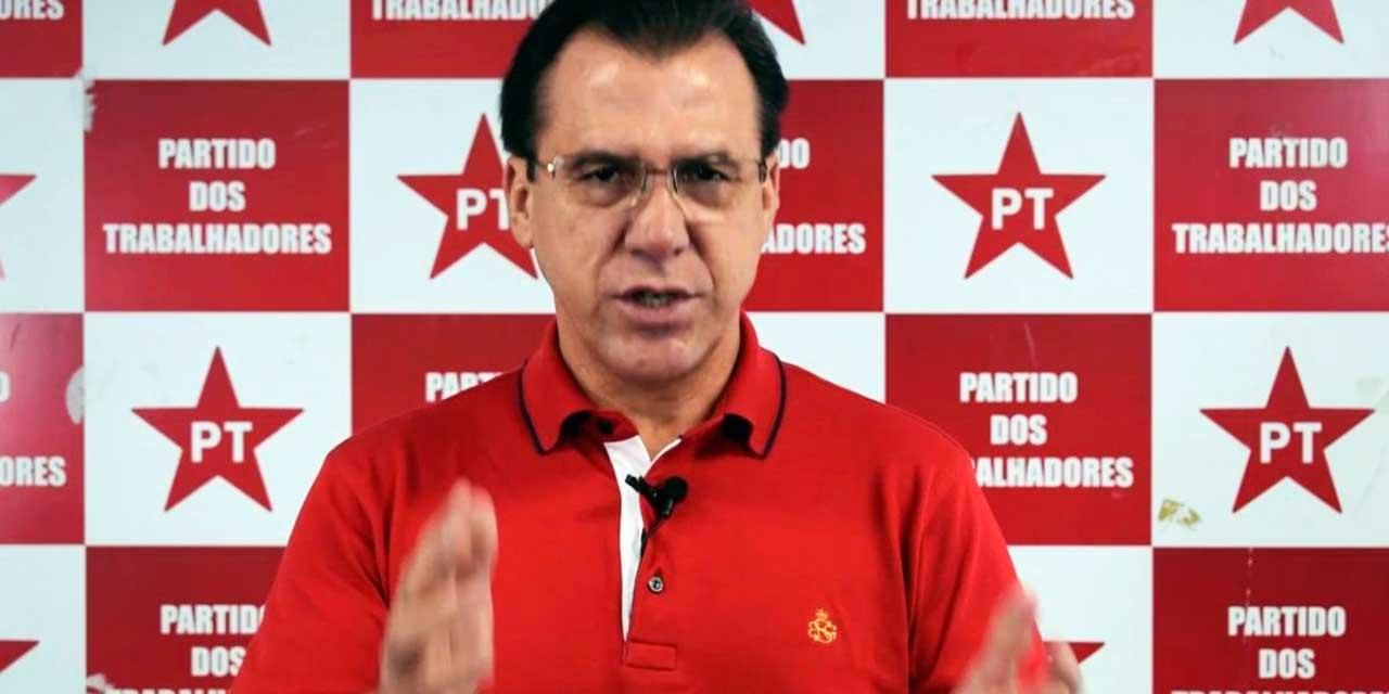 Ex-prefeito Luiz Marinho, PT, pré-candidato a governador pelo Partido dos Trabalhadores
