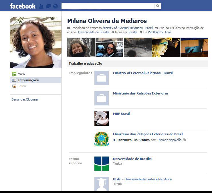 Em uma iniciativa raramente vista na chancelaria, o documento foi entregue após a morte da diplomata acreana Milena Oliveira de Medeiros, de 35 anos.