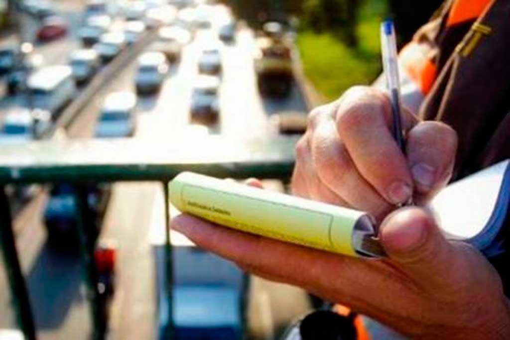 O parcelamento poderá englobar uma ou mais multas de trânsito
