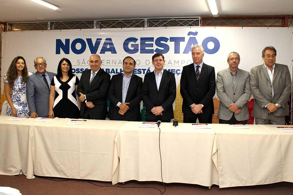 Orlando Morando anuncia mais seis secretários e um presidente de autarquia para sua nova gestão