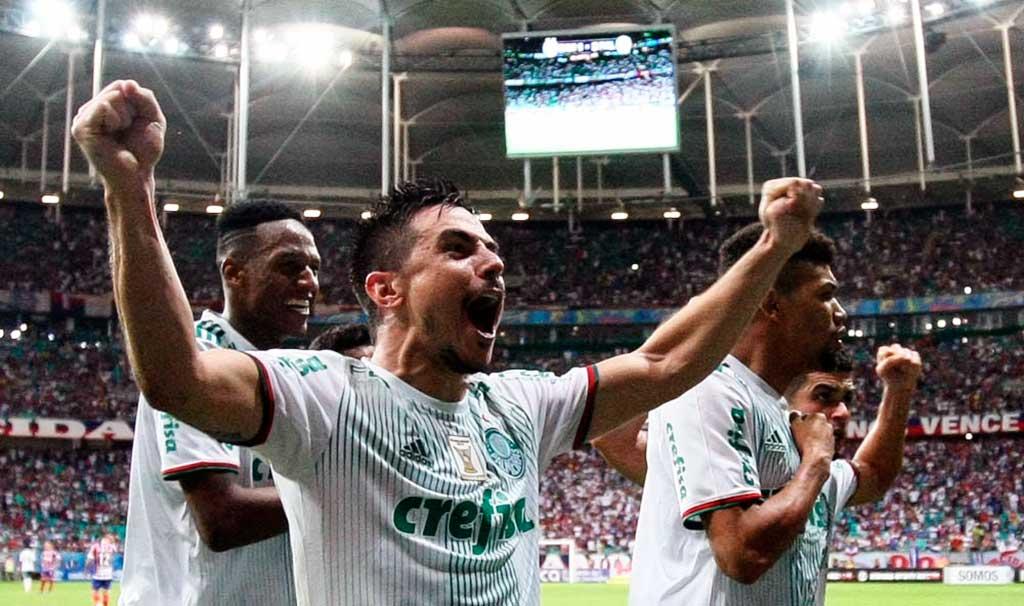 Vitória do Palmeiras alivia Cuca e o torcedor