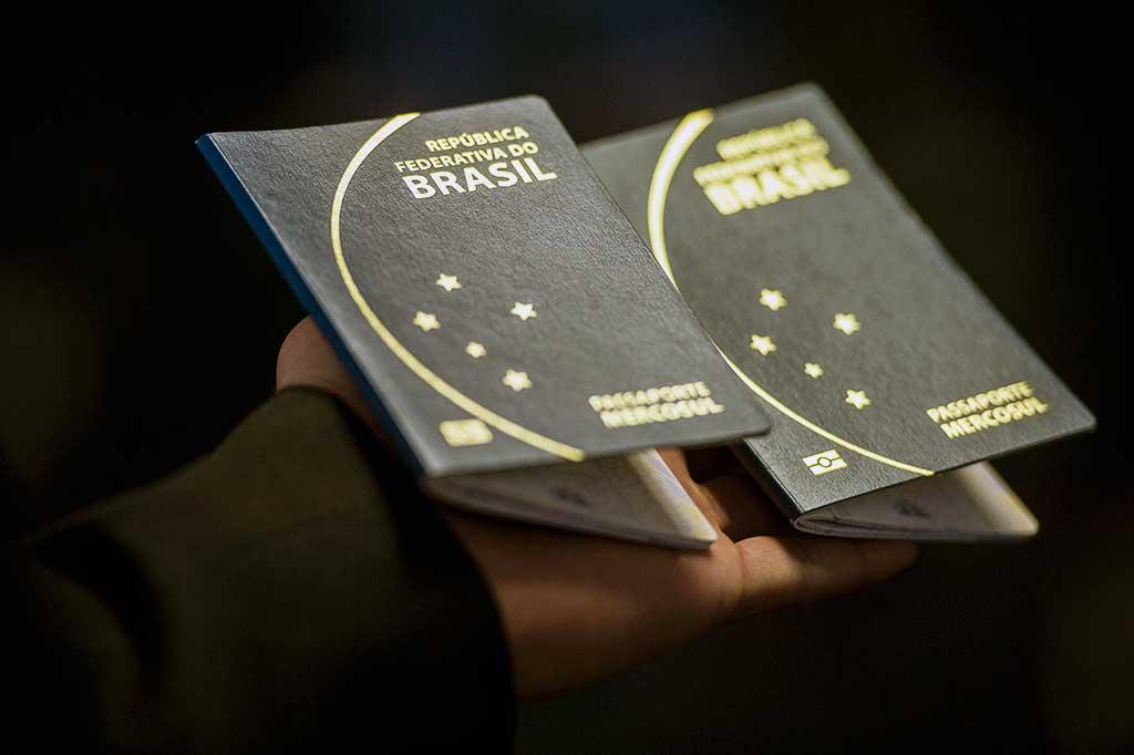 Casa da Moeda voltou a imprimir o passaporte