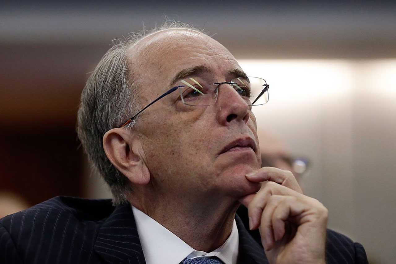 Pedro Parente (PSDB), pediu demissão da presidência da Petrobras