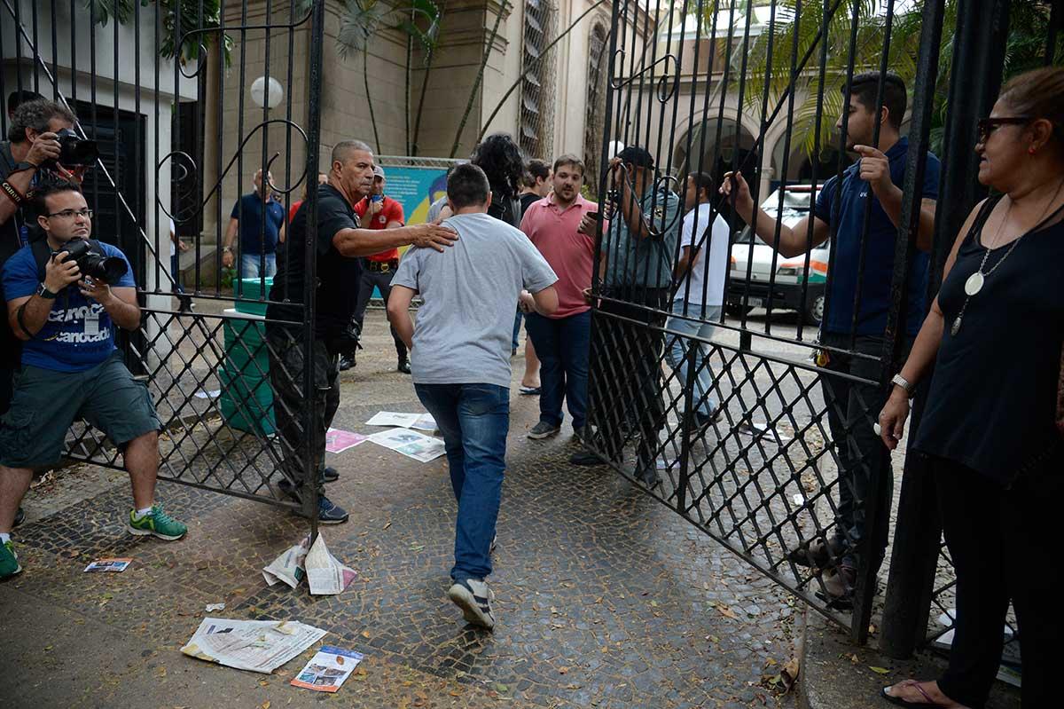 Candidatos devem estar atentos, pois os portões dos locais de prova fecharão impreterivelmente às 13h, no horário de Brasília