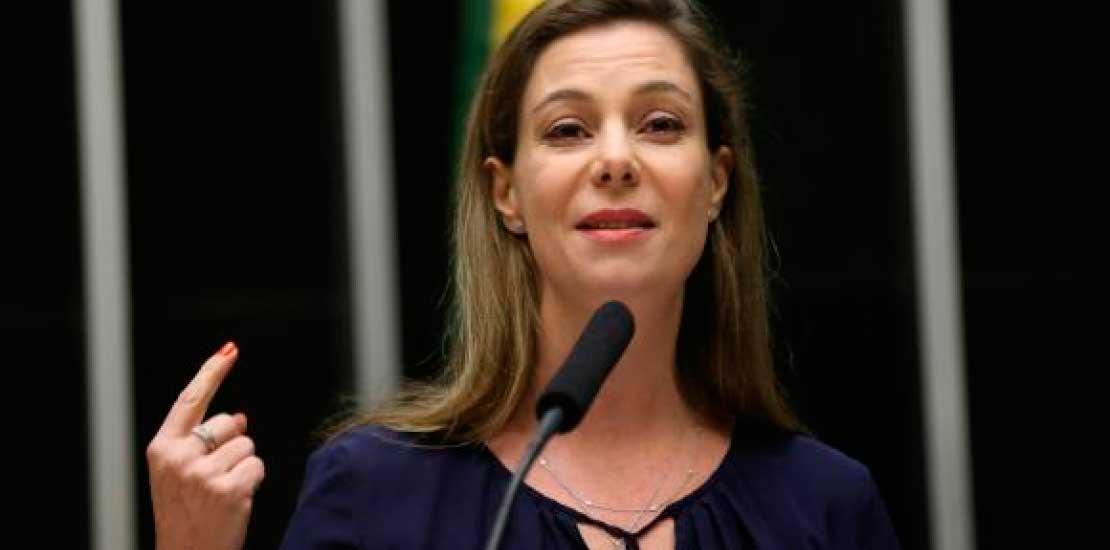 Priscila Cruz, presidente do movimento Todos pela Educação