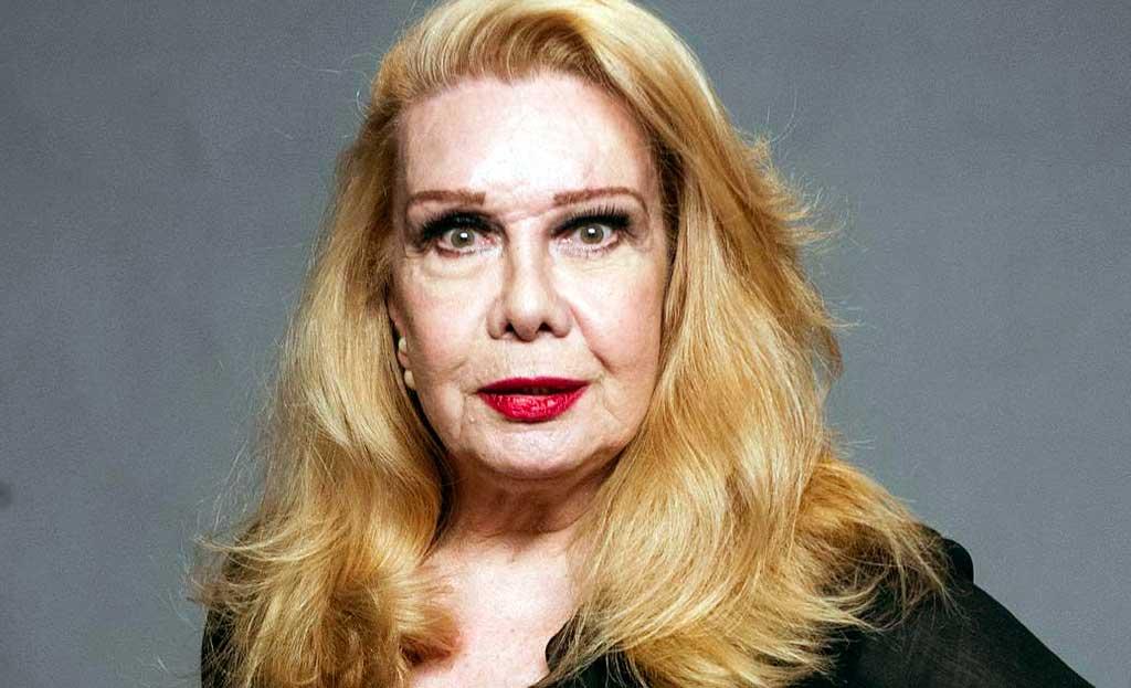 Nascida Astolfo Barroso Pinto, Rogéria era a mais antiga transformista em atividade no Brasil