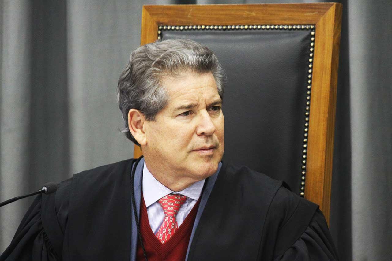 Presidente do Tribunal de Contas de São Paulo (TCE-SP), Antônio Roque Citadini