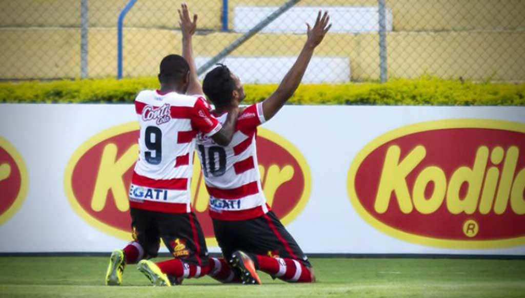 Linense surpreendeu o Santo André com dois gols nos primeiros minutos