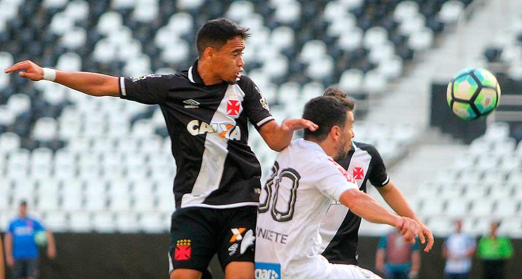 Santos e Vasco ficaram sem no empate em 0 a 0 neste domingo