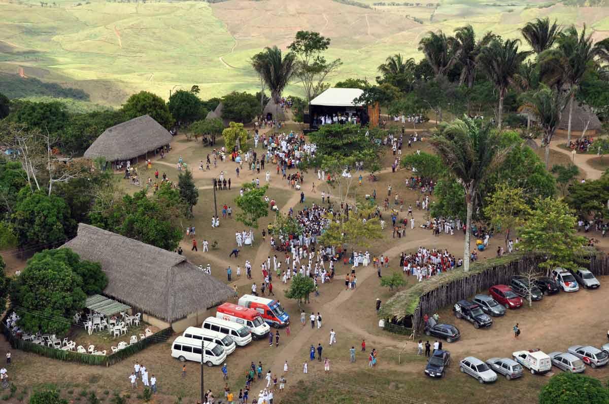 A região da Serra da Barriga, em Alagoas, acolhia o Quilombo dos Palmares, o mais conhecido da história brasileira