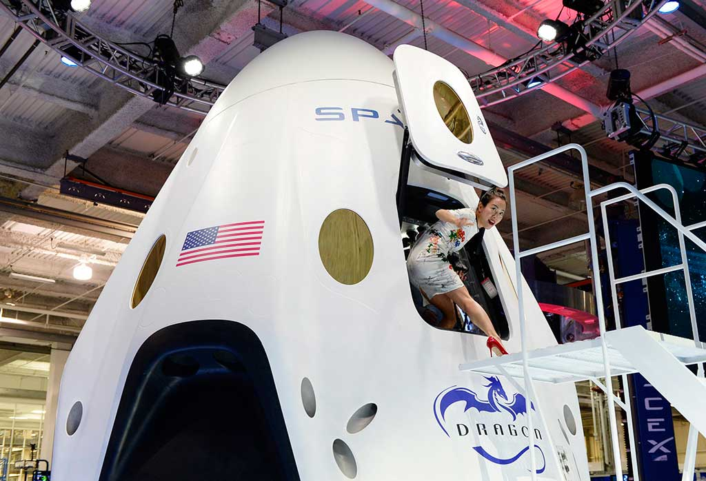 Dragon da SpaceX
