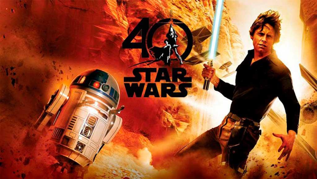 Star Wars completa 40 anos em 2017