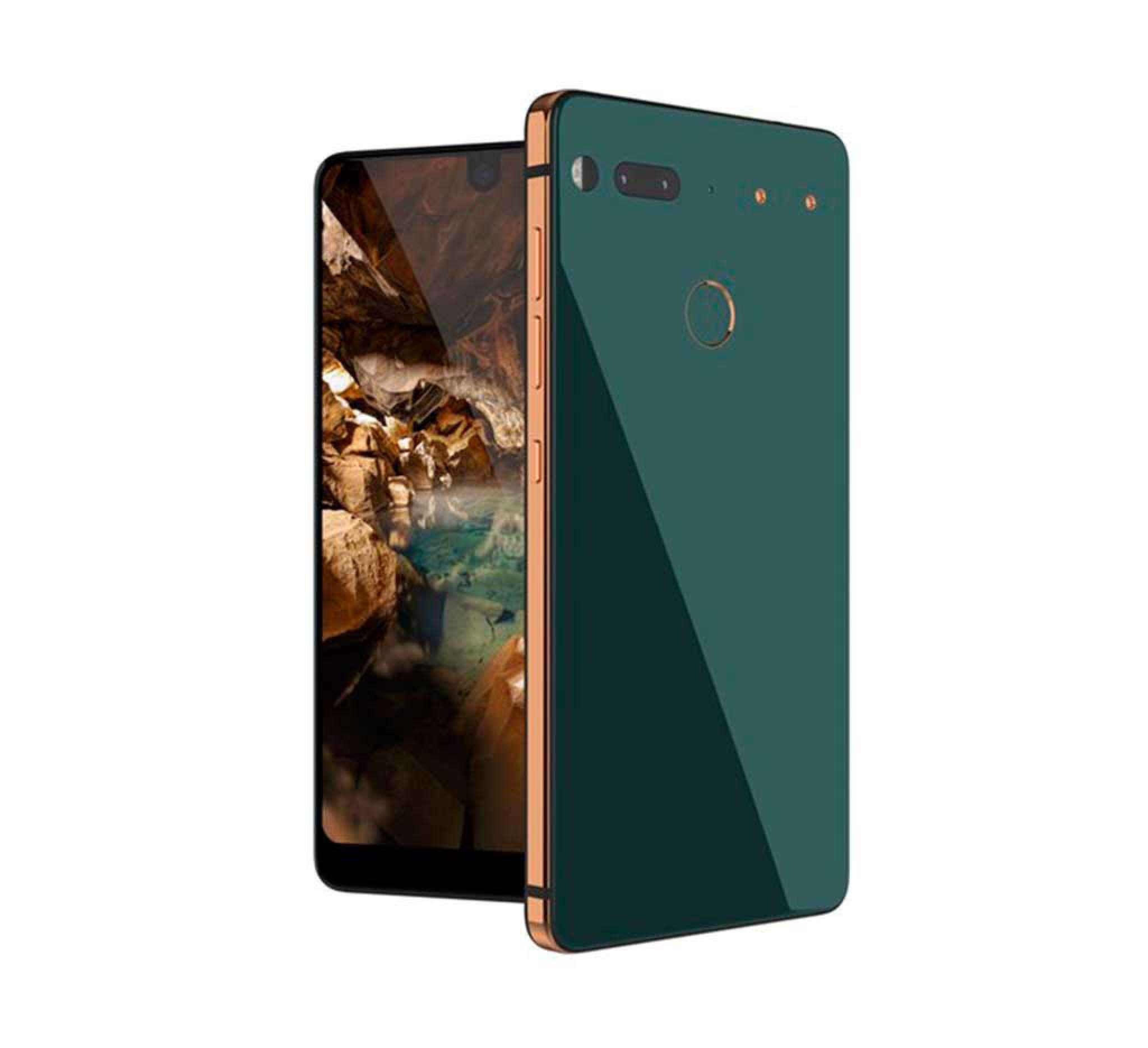Essential Phone: o primeiro smartphone do criador do Android Andy Rubin