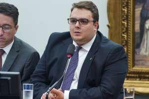 O presidente da Comissão de Constituição e Justiça (CCJ) da Câmara, deputado Felipe Francischini (PSL-PR)