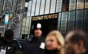 Fachada da Trump Tower, em Nova York, em foto de 2016