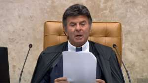 Fux fez duras críticas a Bolsonaro