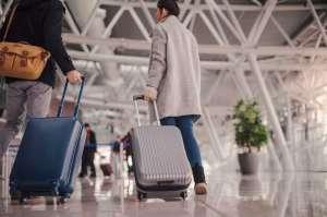 Despacho de bagagens aéreas em voos operados dentro do país