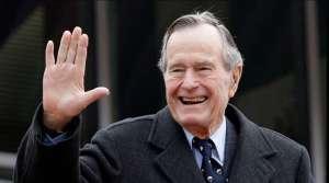 O ex-presidente dos Estados Unidos George H.W. Bush (1989-1993) morreu aos 94 anos nesta sexta-feira (30)