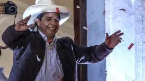 Pedro Castillo, eleito presidente, é do partido socialista Peru Livre. Defende papel mais ativo do Estado na economia e é contra legalização do aborto