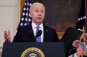 Presidente dos EUA, Joe Biden, em Washington  5/5/2021