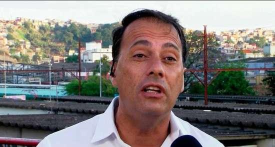 Ex-prefeito Átila Jacomussi, PSB, cassado pela Câmara Municipal de Mauá