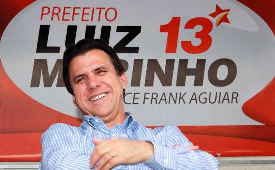 Luiz Marinho, PT, ex-prefeito de São Bernardo do Campo
