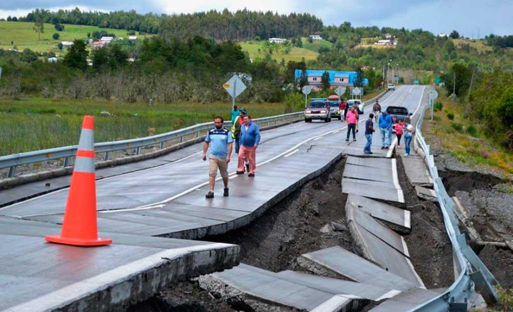 O Chile é um dos países mais sísmicos do mundo e tem implementado rigorosas regras para a construção civil resistente aos tremores