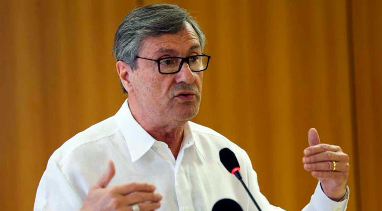 O ministro da Justiça, Torquato Jardim, defendeu o indulto de Natal 2017 em coletiva