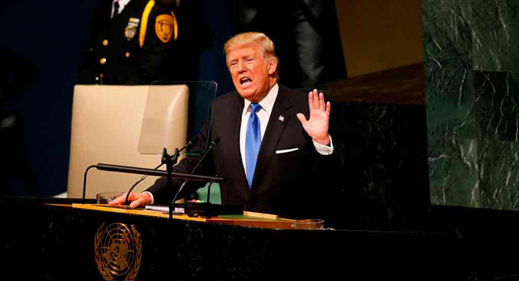 ONU: Trump volta a ameaçar de destruir a Coreia do Norte