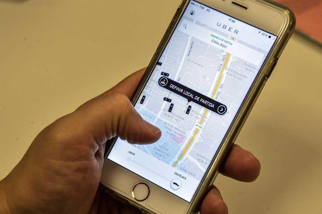 Uber no Brasil e outros aplicativos sofrem pressões