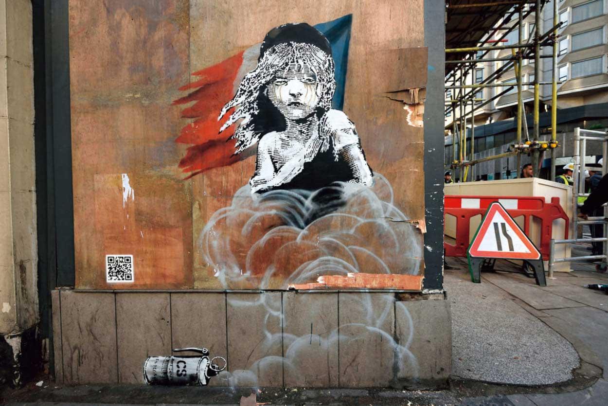 Banksy de 2016