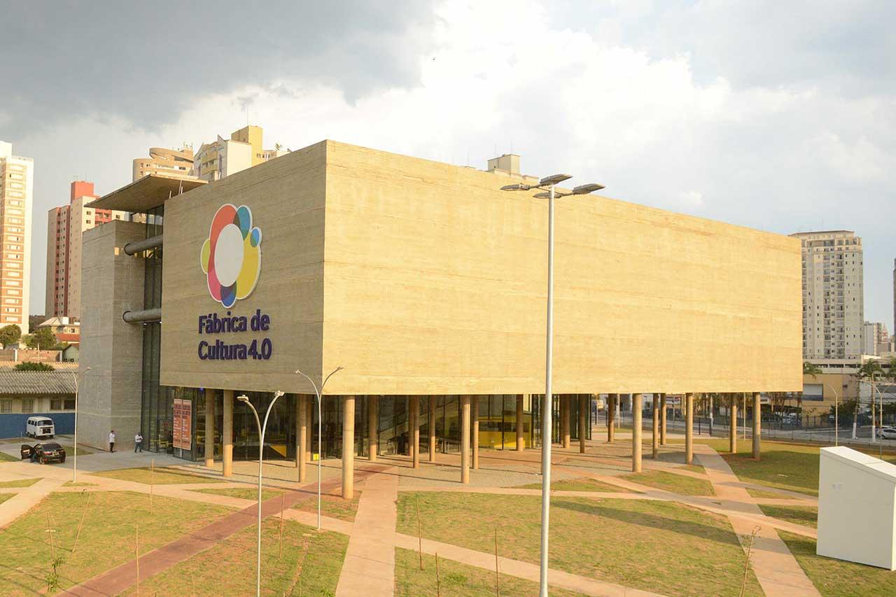 São Bernardo inaugura 1ª Fábrica de Cultura 4.0 do Estado de São Paulo em lugar do