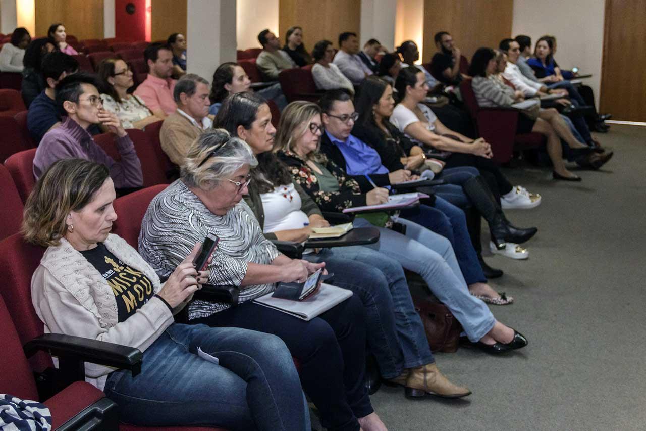 Evento realizado em parceria com a Faculdade de Medicina do ABC faz parte do Qualisaúde e visa garantir eficiência no tratamento